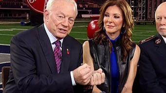 Jerry Jones Not Suing NFL Partners