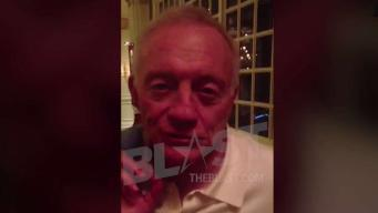 Jerry Jones Apologizes for Joke with Racial Overtones