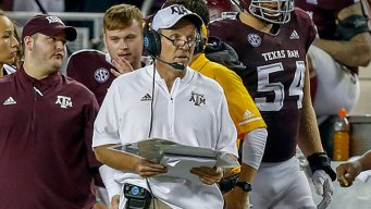 Texas A&M, No. 13 Kentucky Meet for First Time in 65 Years