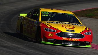 Newy: Joey Logano Has a Great Shot to Be NASCAR's Next Champ
