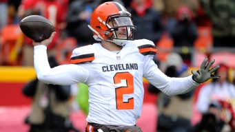 Browns Could Cut Manziel As Early As Monday