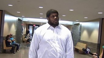Cowboys DT Brent Due in Court After Drug Test