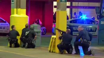 SWAT Team Reassigned the Night of the Dallas Police Ambush