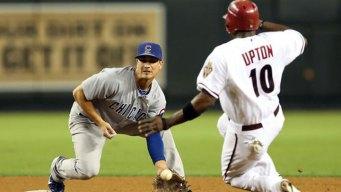 Braves Get Upton, Taking Rangers' Target
