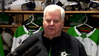 No Playoffs For The Dallas Stars