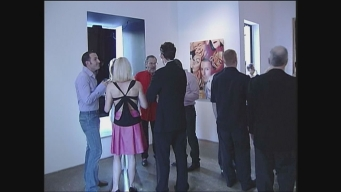 NBC 5 Archive: Goss Gallery Opens in 2005