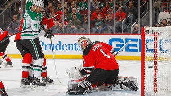 Palmieri Scores 7th Goal as Devils Beat Stars