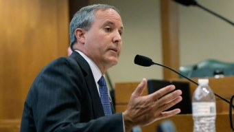 Texas AG Paxton Defends Rejected Trump Travel Ban