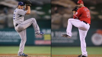 North Texans on Opposite All-Star Teams