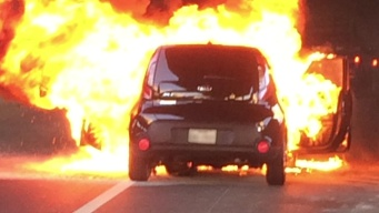 Another Driver Says Her Kia Went Up in Flames