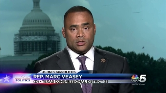 Rep. Veasey Talks About House Sit-In