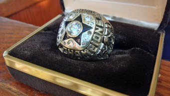 Stolen Super Bowl Ring Found After 25 Years