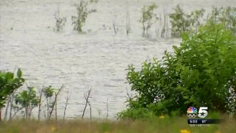 Eyes Open for Memorial Weekend Storms at Lewisville Lake