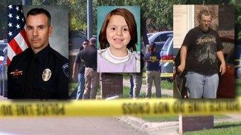 $1M Bond Set for Man Held in Girl's Murder
