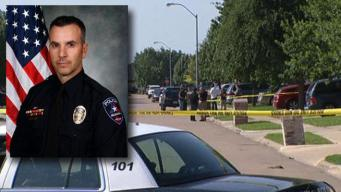 Arlington Mayor: Officer Shot in Saginaw in High Spirits