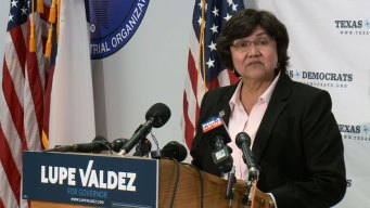 Sheriff's Office Looking for Gun Loaned to Lupe Valdez