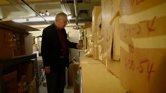 Sixth Floor Museum Curator Visits NBC 5 Archives