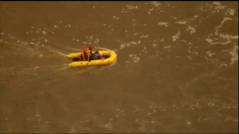 Man Rescued From River