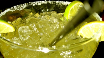 Hotter Than Hell Margarita Meltdown