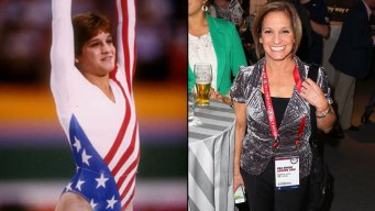 Catching Up With Gold Medalist Mary Lou Retton