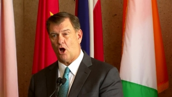Raw Video: Mayor Rawlings Proposes Task Force on Confederate Memorials
