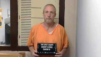 Van Zandt County Jail Escapee Captured