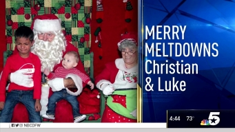 Merry Meltdowns -  November 29, 2016