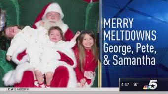 Merry Meltdowns -  Dec. 6, 2016