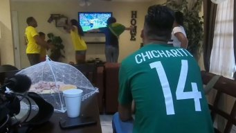 North Texas House Is Divided Over World Cup Teams