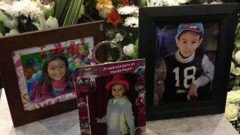 Mass Held in Memory of Children Killed in Mexico Earthquake