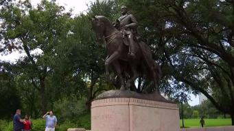 Dallas Leader Wants Confederate Monuments Preserved