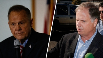 Alabama Foes Get in Final Licks Before Tuesday's Big Vote