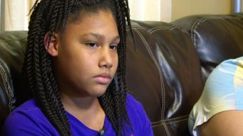 Police Hold 11-Year-Old Girl at Gunpoint