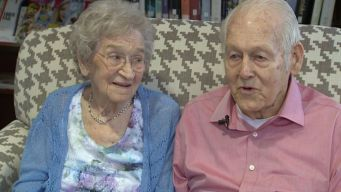 Couple Celebrates 80 Years of Marriage