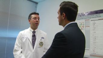 Doctor, Patient on How to Help Seizure, Stroke Sufferers