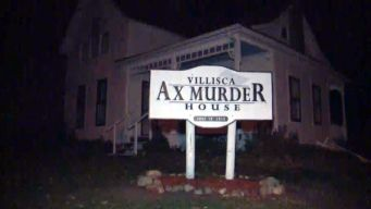 Radio Crew Spends Night in Infamous Murder House