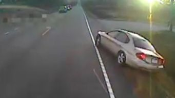 Caught on Camera: Bus Driver Saves Kids From Close Call