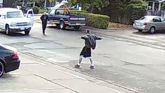 Good Samaritan Stops Sexual Assault Suspect