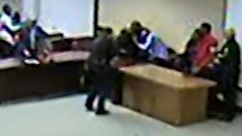 Fists Fly in Courtroom After Guilty Verdict