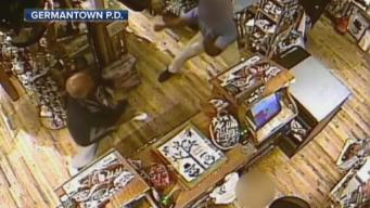 Police Looking for Man Involved in Cracker Barrel Brawl