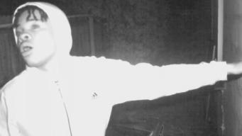 Prowler Busted on Home Security Video