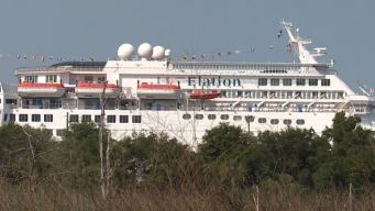 Cruise Ship Loses Power