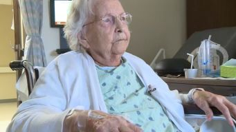 109-Year-Old Survives House Fire