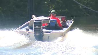 70-Year-Old Twins Helping Flood Victims by Boat