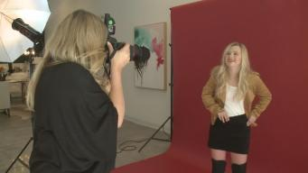 Girl with Down Syndrome Working to Change People's View