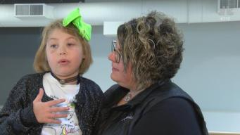 Mother Meets Girl Who Received Son's Heart