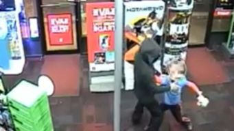 7-Year-Old Punches Gunman