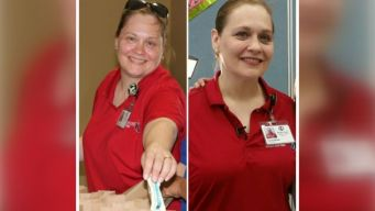 TX Lunch Lady Loses 100 Pounds On Cafeteria Diet