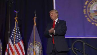 Trump Has a New Tag Line