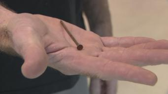 Texas Man Shoots Nail Through Heart